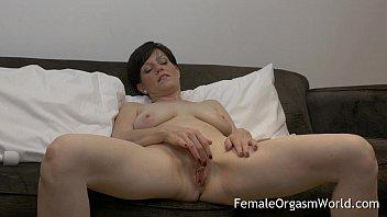 Adorable Blonde Amateur Streams Her Sex