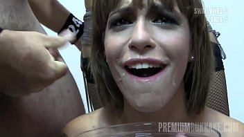 Analed And Jizzed Teen Hottie