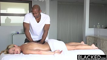 Big black cock fucks Chyanne in the ass