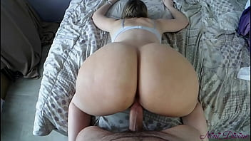 Big Booty dark bitch doggy styling fuck