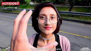 big booty latina slut dildo riding on webcam