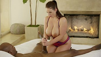 Big dick interracial threesome mmf and