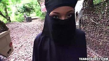 Black Arab Girl