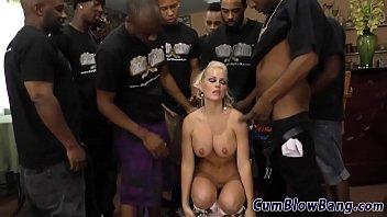 Euro Gangling - With Triple Penetration