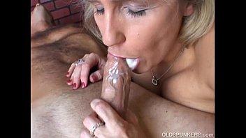 Horny MILF Carrie Ann Big Cock Fucking