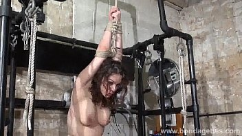 Humiliation of the slave girl