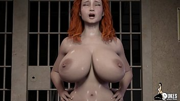 Jasmine Getting naked to music