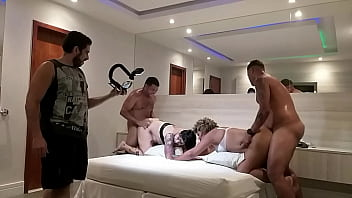 Latina Coed Dped And Jizzed On