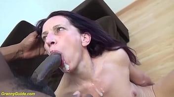 Latina milf teasing cock
