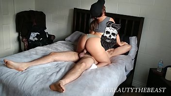 Lusty Latina in heels finger fucks her pussy to orgasm