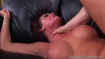 MILF loves cock in her asshole ass to mouth