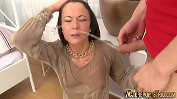 Morgan Lees sensual strip tease