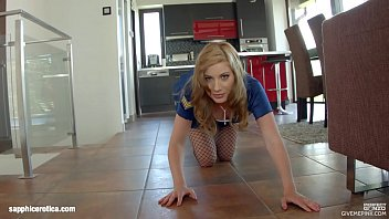 Perfect Ebony Striptease