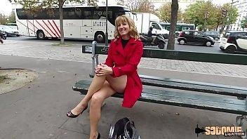 Scharfe Frau