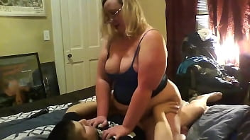 Sexy Busty Babe Chissy Marie Strips and Masturbates On Cam