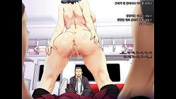 Sexy girl in hantai porn movie