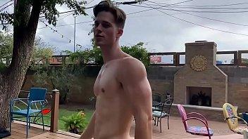 Teen boys nude pool movies gay This scene