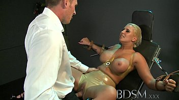 Victoria bound gagged spread vibed string vibed