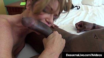 White Woman And Black Man